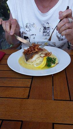 Hotel Strandvillen Bethanienruh: Sehr gutes Essen 2