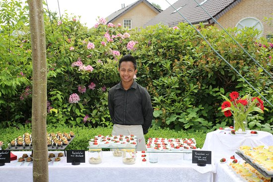 Meldorf, Germany: super Service beim Catering