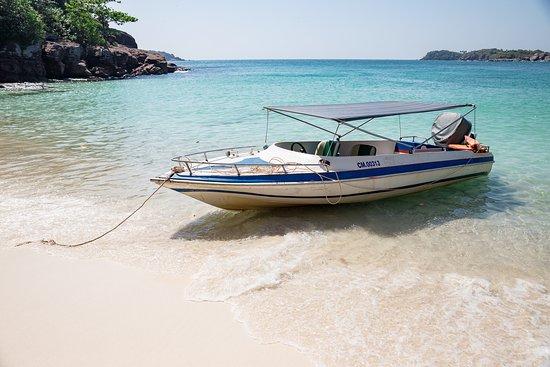 Phu Quoc Speedboat