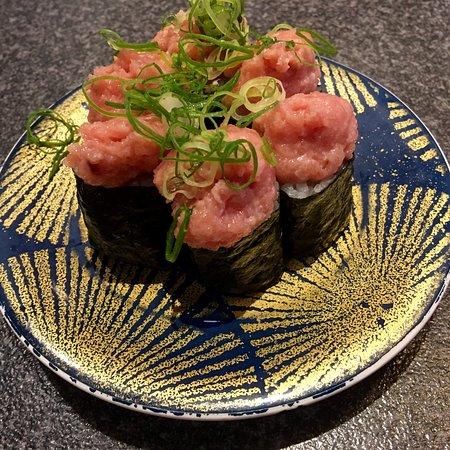 回し寿司 活 美登利 目黒店