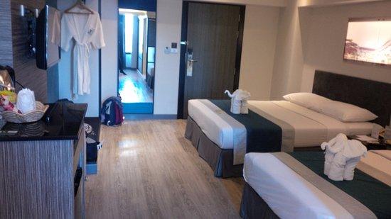 Nouvo City Hotel Bild