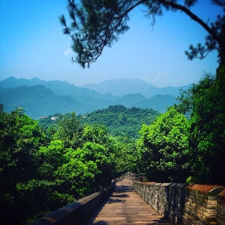 Linhai, China: View 😉