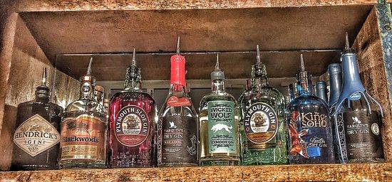 Ilfracombe, UK: Gin O'clock