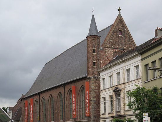 Caermersklooster Provincial Centre of Art and Culture