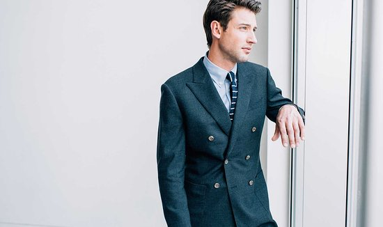 Armani Suits International