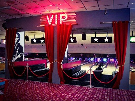 Washington, UK: VIP Lanes