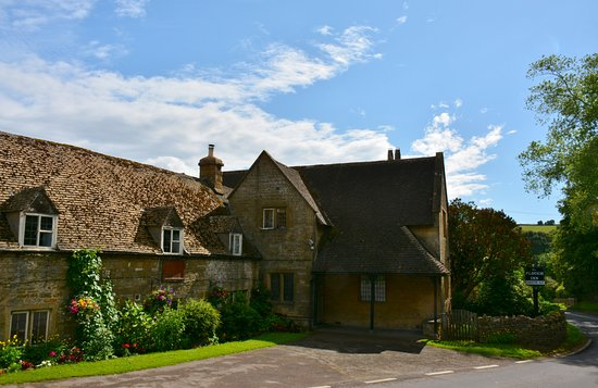 Temple Guiting, UK: General view 2