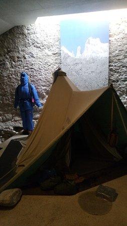 Brunico, Italia: Alpinismo estremo