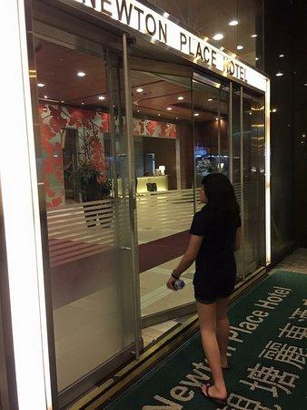 Newton Hotel Kowloon Photo