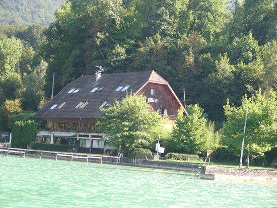 Hotel Restaurant Les Sirenes Reviews Price Comparison Lepin Le Lac France Tripadvisor