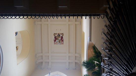 Inveraray, UK: highest hall in Scotland
