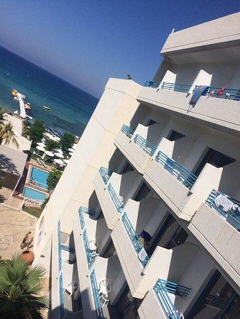Iliada Beach Hotel Picture