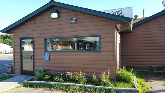 Akeley, MN: Zappy's Cafe