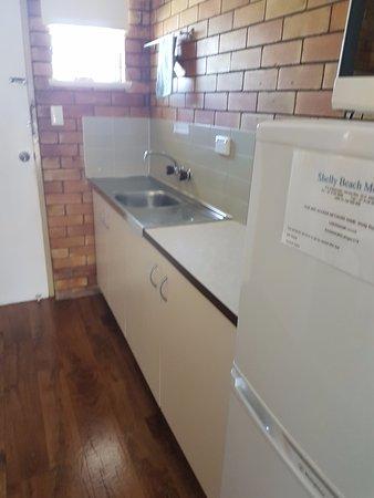 Urangan, Australien: Kitchen Area