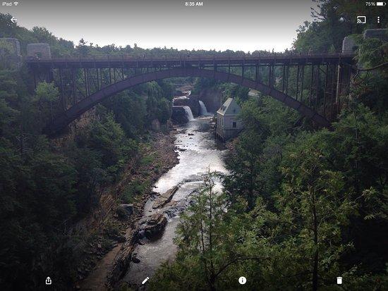 Keeseville, estado de Nueva York: Wow!