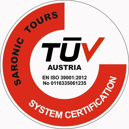 TUV ISO 39001 ROAD TRAFFIC SAFETY