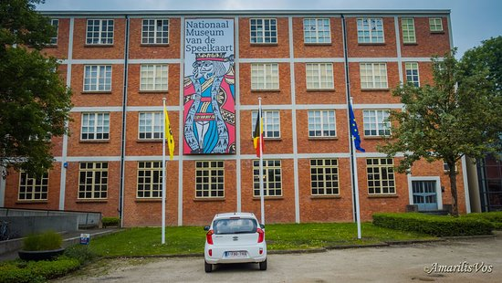 Turnhout, Belgio: National playing Card Museum