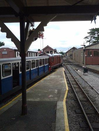 Ravenglass station