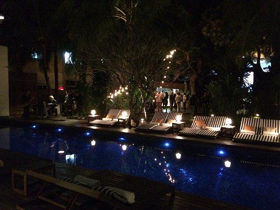 Santa Teresa Hotel RJ MGallery By Sofitel: Essa piscina é demais!!! LINDA!!
