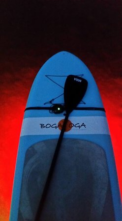 Pula, โครเอเชีย: SUP Glow Nifgt Tour with LED lighted boards