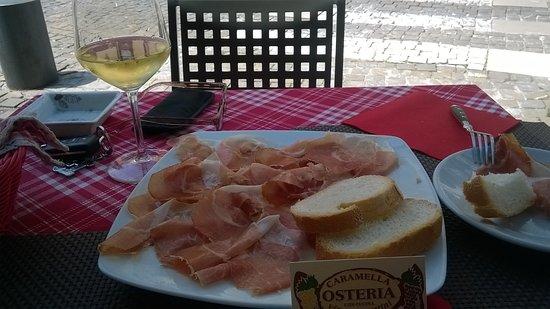 Cormons, Italien: assaggiare per credere....