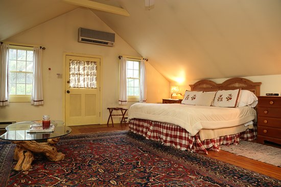 Boxwood Inn Bed & Breakfast: Carriage House