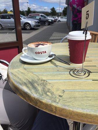 Antrim, UK: Costa
