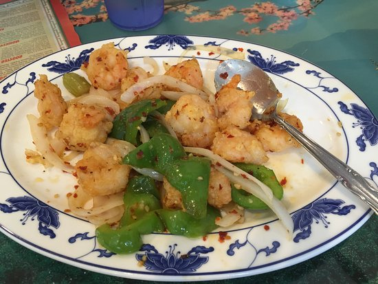 Algonquin, IL: Salt & Pepper Shrimp