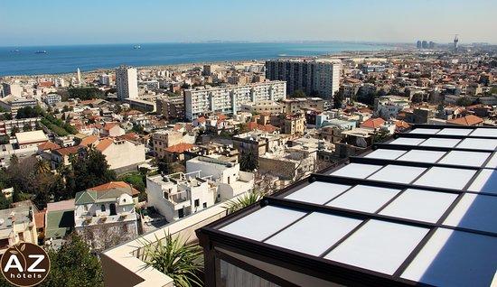 Algiers Province, Cezayir: Vue chambre