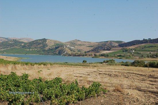 Sambuca di Sicilia, Italien: Lago Arancio