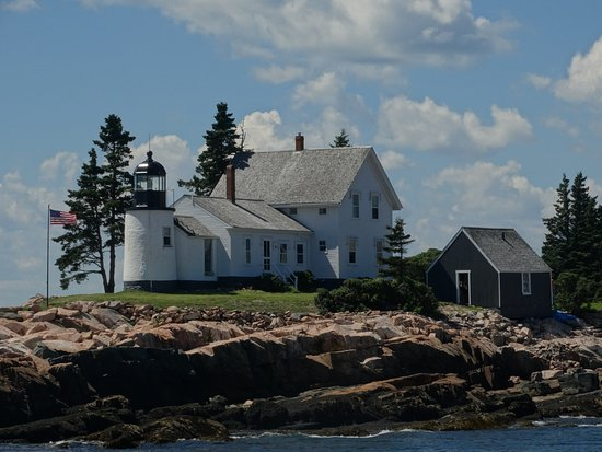 Winter Harbor Light House