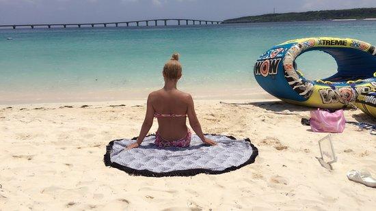 Yonaha Maehama Beach : photo4.jpg