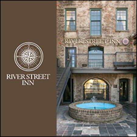 River Street Inn Entrance