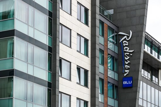 Our 2nd stay the Radisson BLU Royal Hotel, Dublin, Ireland, Highly recommended, April 2016