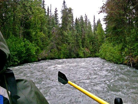 Hope, AK: Floating