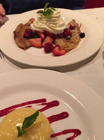 Croton on Hudson, NY: Desserts!