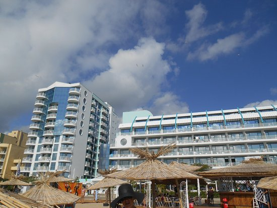 lti Berlin Golden Beach Hotel Resmi
