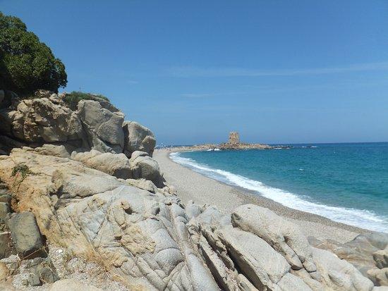 Bari Sardo, Italie: sa marina, a quiet place