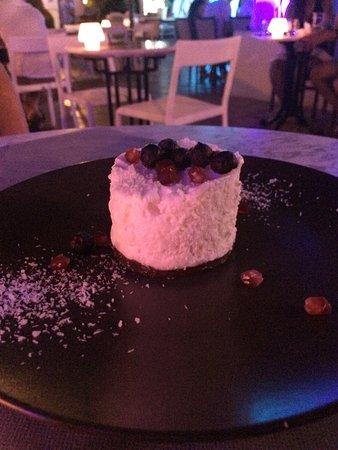Correcto Restaurante en el Puerto Deportivo de Sant Antoni