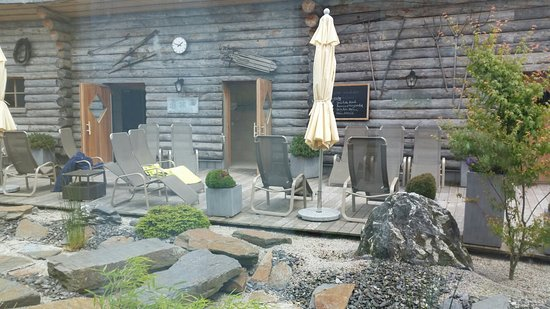 Oberhof, Tyskland: Verschiedene Sauna-Angebote