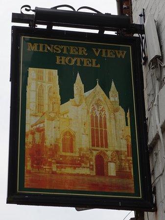Foto de Minster View Hotel