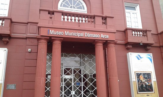 Museo de Artes Plásticas Dámaso Arce
