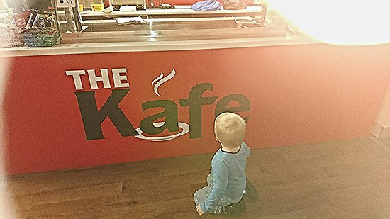 Burton upon Trent, UK : The Kafe