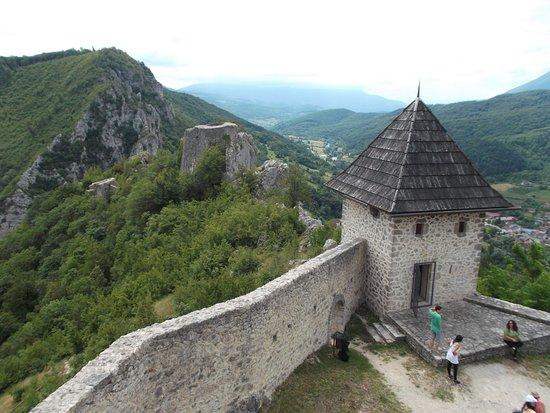 Kljuc, Bosnia e Erzegovina: Old town in Ključ 2