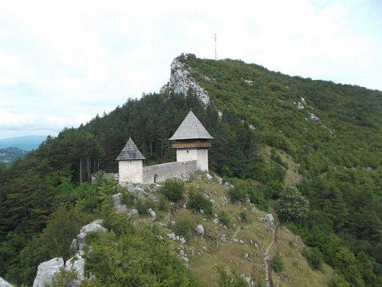 Kljuc, Bosnien und Herzegowina: Old town in Ključ 4