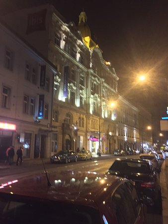 Hotel Century Old Town Prague - MGallery Collection: Fachada do hotel