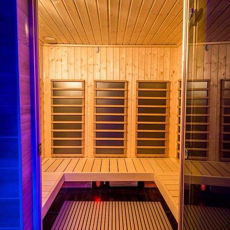 Claye Souilly, Fransa: Espace Sauna