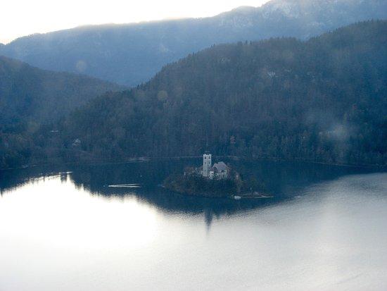 Plemljeva Villa: Lake Bled, and the Island Within
