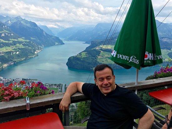 Brunnen, Schweiz: Huzur ve güzellik