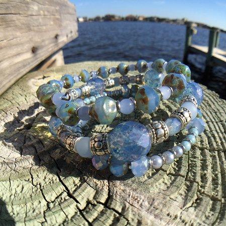Hatteras Island, Carolina do Norte: Handmade Jewelry by shop owner Jenn Johnson